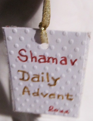 Daily Advent