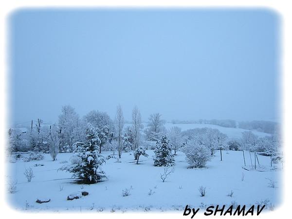 16 neige