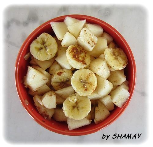 poires banane 1