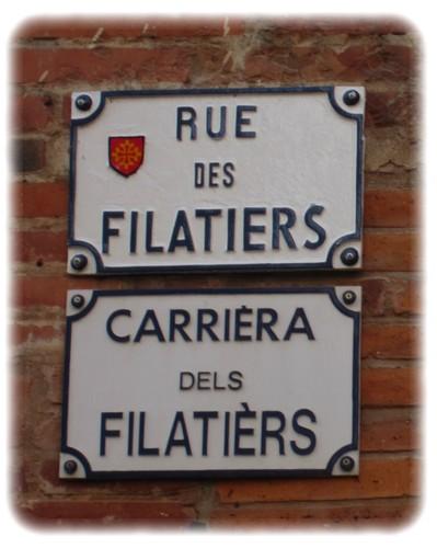 rue des filatiers