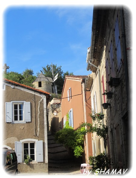ruelle moulin