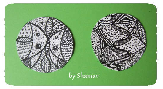 new zentangle