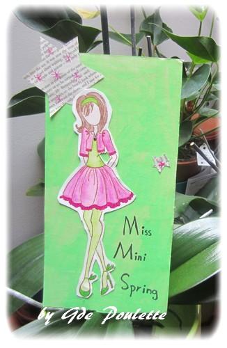 miss mini spring