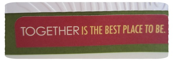together message
