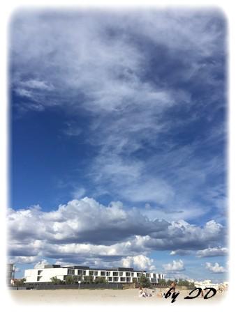 ciel venteux