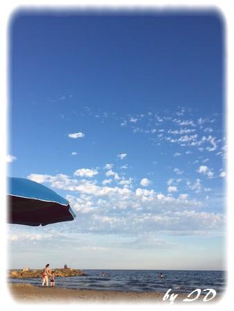 plage de jour