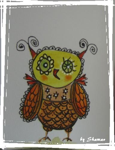bird jaune