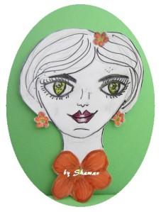 floral face 2