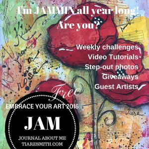 JAM Embrasse your art 2016