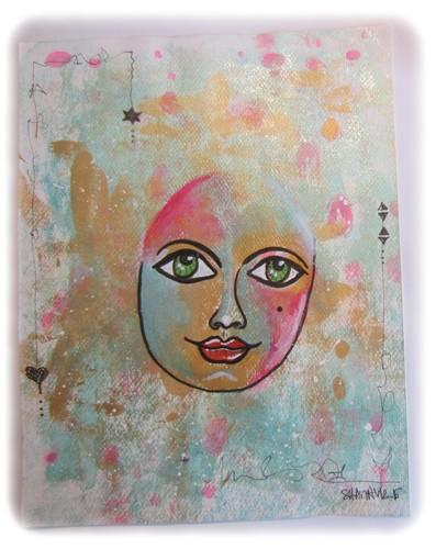 face-acryl
